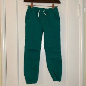 Cat & Jack Green Denim Joggers
